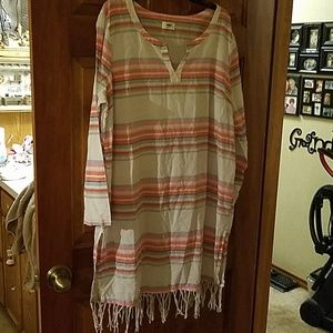 Old Navy XXL Tunic &/or Bathing Suit Cover